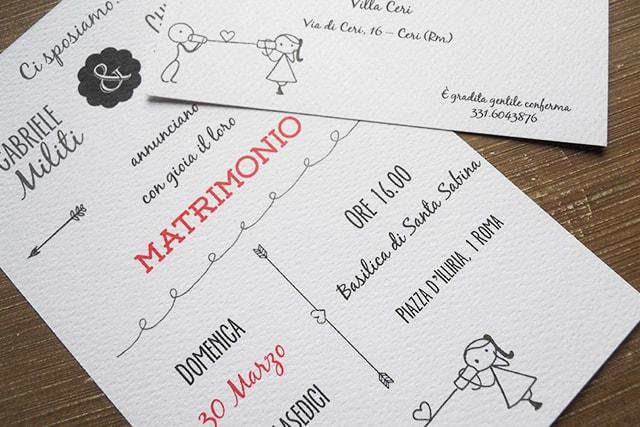 Matrimonio Tema Date Importanti : Partecipazioni di nozze come farle e quando consegnarle