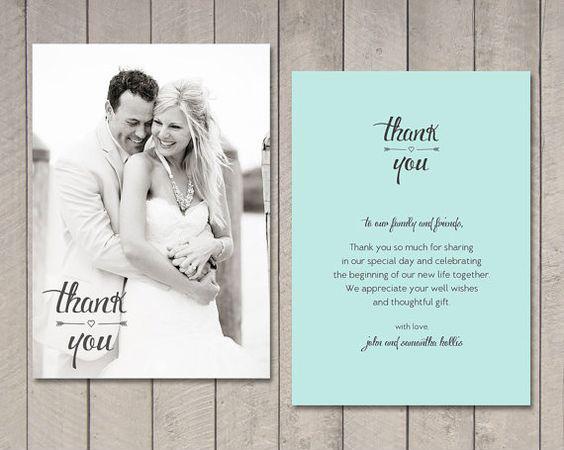 Favoloso Ringraziamenti di nozze: quelli formali e le idee originali AR58