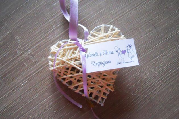 Ringraziamenti di nozze quelli formali e le idee originali - Idee originali per segnaposto matrimonio ...