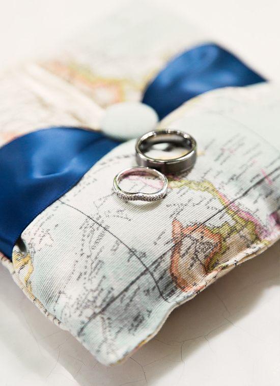 Conosciuto Matrimonio tema viaggio: idee e ispirazioni originali KZ34