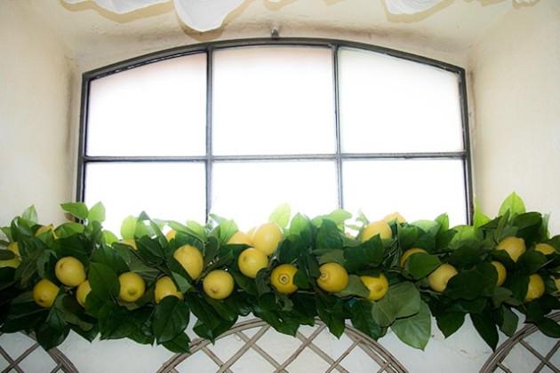 limoni finestra