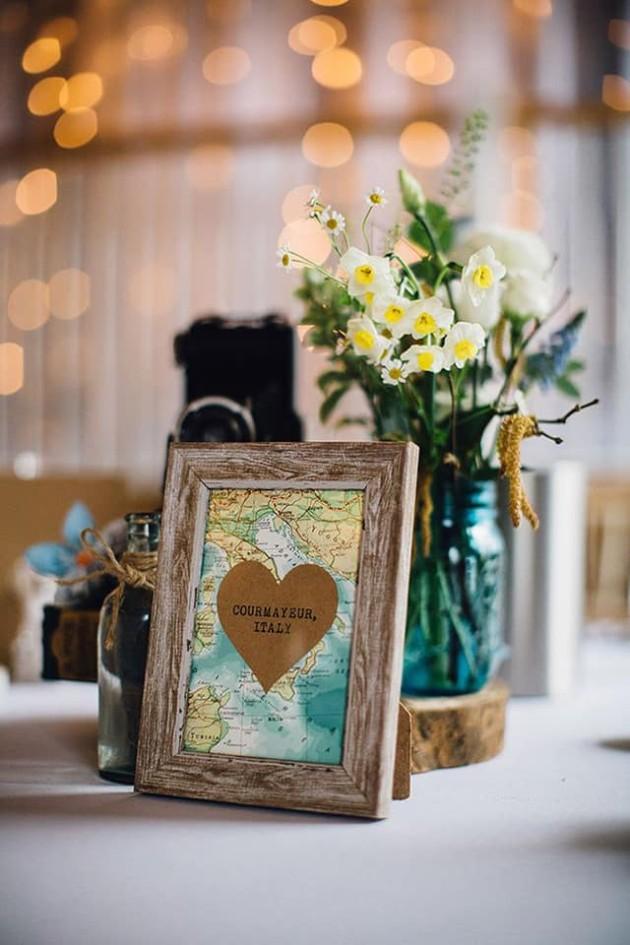 Matrimonio Tema Viaggi Vintage : Matrimonio tema viaggio idee e ispirazioni originali