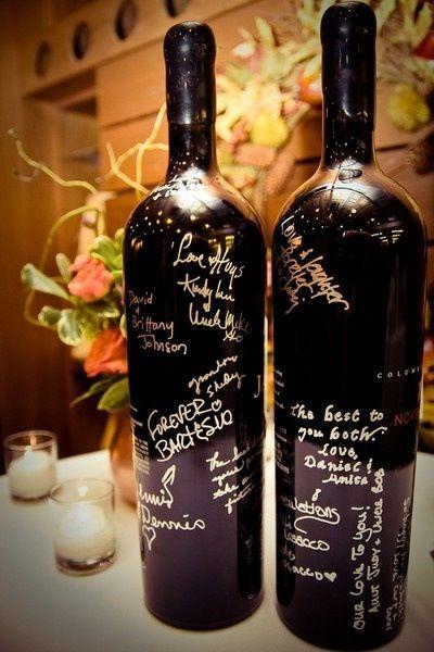 guestbook vino