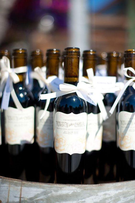Favoloso Matrimonio tema vino: idee e ispirazioni per ubriacarsi d'amore GI62