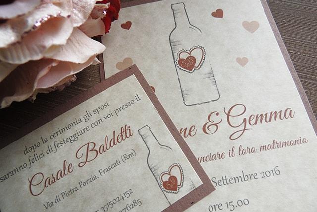 Eccezionale Matrimonio tema vino: idee e ispirazioni per ubriacarsi d'amore GJ94