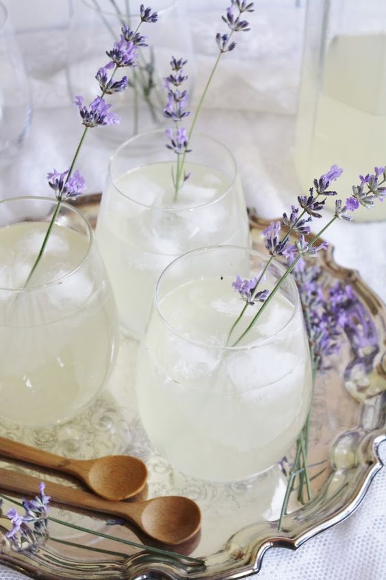 cocktail lavanda