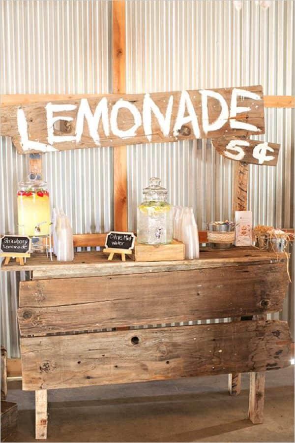 stand limonata