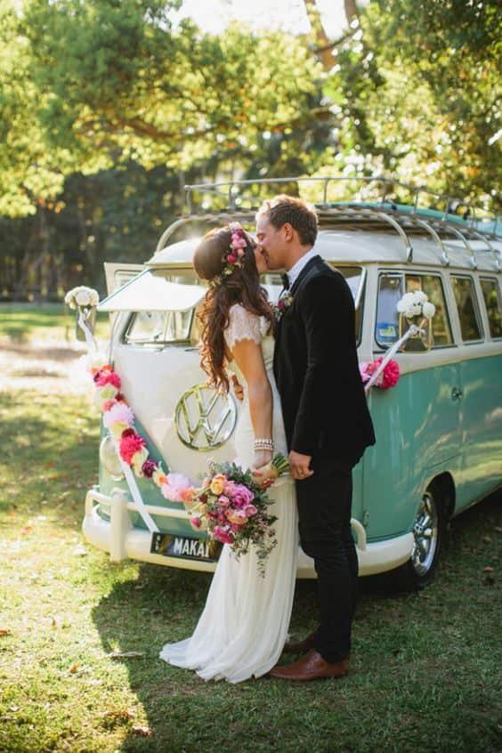 matrimonio hippie