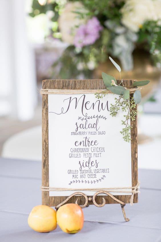 Segnaposto Matrimonio Pinterest.Idee Per Usare Il Legno Nel Vostro Matrimonio