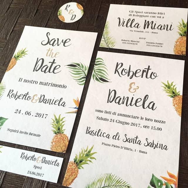 matrimonio in stile hawaiano