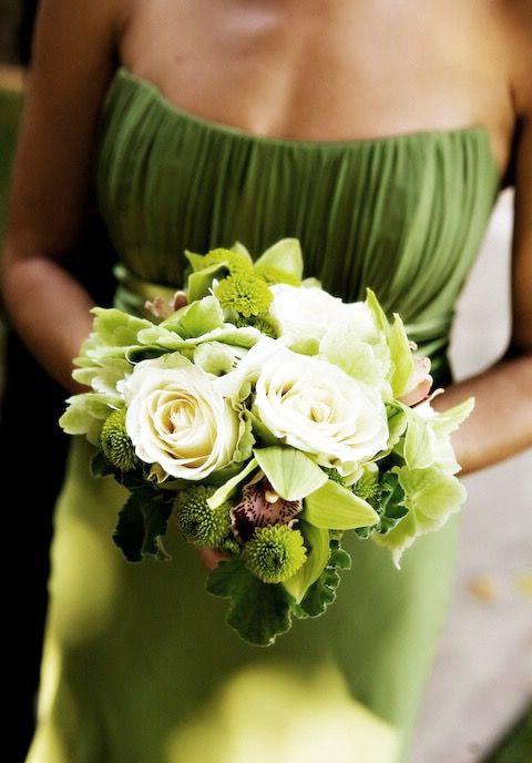 sposa verde