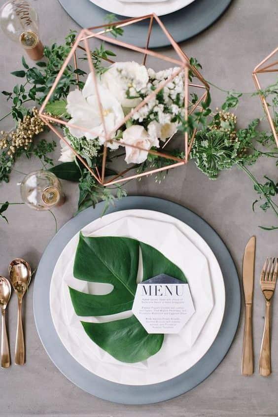 Segnaposto Matrimonio Verde.Matrimonio In Verde Idee E Consigli Originali