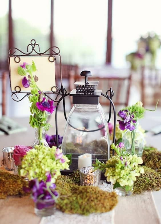 rustic-moss-wedding-centerpiece-min