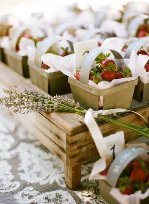 cassette frutta matrimonio