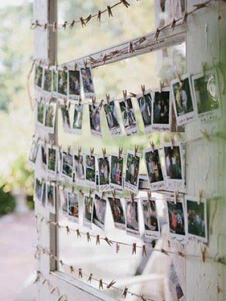 Matrimonio Tema Polaroid : Il vostro matrimonio di ispirazioni e idee per gli