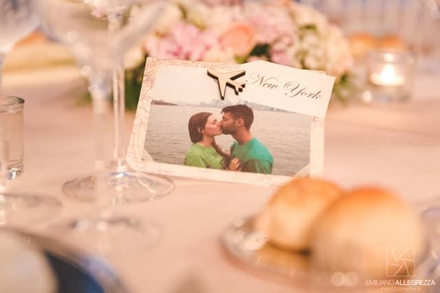 Matrimonio Tema Viaggio Tavoli : Un matrimonio a tema viaggio: la storia di andrea e eleonora