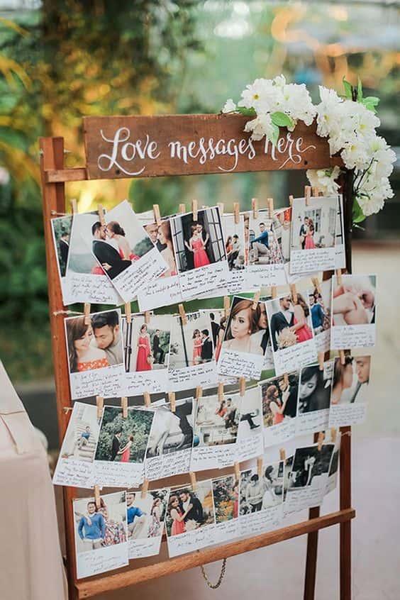 Matrimonio Tema Polaroid : Guestbook matrimonio consigli e tante idee su come farlo