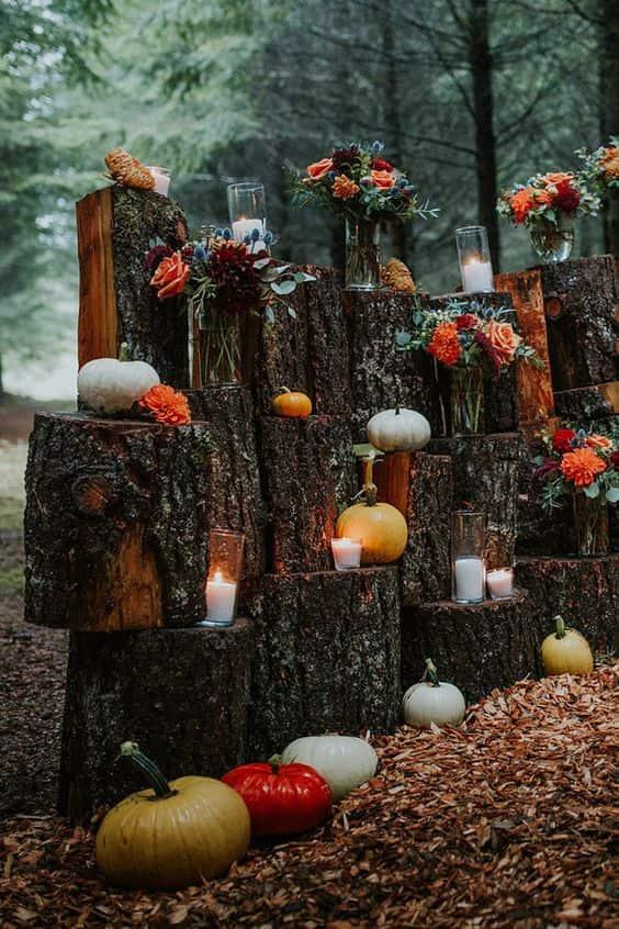 candele zucche