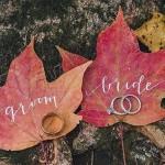 foglie sposi