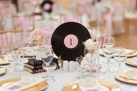 Preferenza Matrimonio tema musica: ispirazioni e idee originali GR96