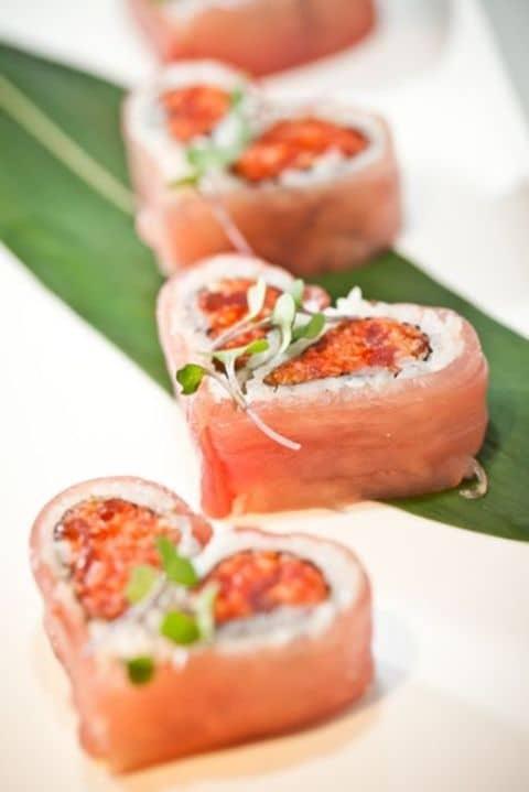 sushi matrimonio