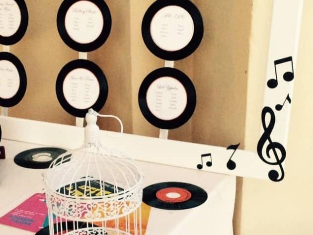 tableau tema musica