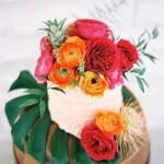torta nuziale hawaiana